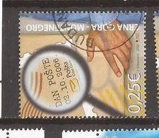2006 130  MONTENEGRO  CRNA GORA  TAG DER BRIEFMARKE   USED - Montenegro