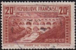 France   .   Yvert      .    262    .       O     .   Oblitéré     .    /    .    Cancelled - Used Stamps