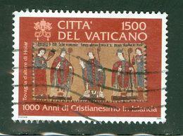Vatican; Scott # 1151; Usagé  (9169) - Vatican