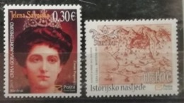 Montenegro 2013 / Yvert N°341-342 / ** - Montenegro