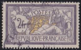 France   .   Yvert      .     122    .    O     .   Oblitéré  .    /    .   Cancelled - Used Stamps
