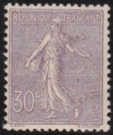 France   .   Yvert      .     133   (2 Scans)           .    *      .   Neuf Avec Charnière   .    /    .   Mint-hinged - Unused Stamps