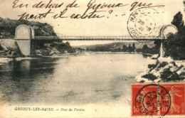 04  - GREOUX Les BAINS - Pont Du Verdon - Gréoux-les-Bains