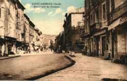 26 - SAINT AMBROIX  - Boulevard Du Portalet - Francia
