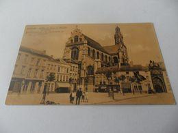 Antwerpen St Pauluskerk En Veemarkt - Antwerpen