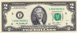 "USA 2 DOLLARS 2013 MINNEAPOLIS MINNESOTA (I) PREFIX ""I-A"" UNC ""free Shipping Via Regular Air Mail (buyer Risk Only)"" - Federal Reserve (1928-...)"