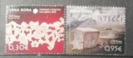 Montenegro 2014 / Yvert N°344-345 / ** - Montenegro