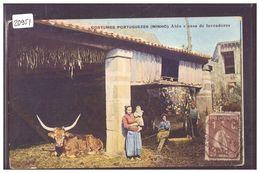 COSTUMES PORTUGUEZES MINHO - TB - Portugal