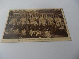 Loterie Coloniale Un Tirage Au Cirque Royal à Bruxelles - Publicité