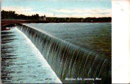 Massachusetts Lawrence Merrimac Falls - Lawrence