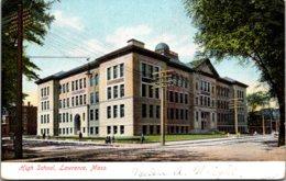 Massachusetts Lawrence High School - Lawrence