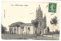SORE - L'Eglise - Sore