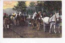 BiH1675  --  TURKISCHE HOCHZEIT, TURSKI SVATOVI, WEDDING, MARIAGE  --  VERLAG;  CAPPON - Bosnia And Herzegovina