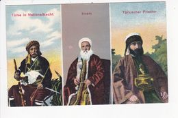 BiH1676  --  TURKE IN NATIONALTRACHT--  IMAM  --  TURKISCHER PRIEST  --  VERLAG;  KAPPON - Bosnia And Herzegovina