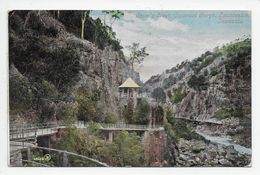LAUNCESTON - Crow's Nest, Cataract Gorge - Lauceston