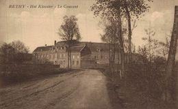 RETIE RETHY  Het Klooster , Le Couvent   ANVERS Bélgica Belgique - Retie