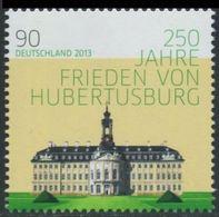 2013Germany2985250 Years Of The Peace Treaty Of Hubertusburg - Unused Stamps