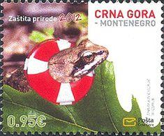 2012 Environmental Protection, Montenegro, MNH - Montenegro