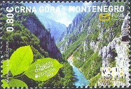 2012 Visit Montenegro, Montenegro, MNH - Montenegro