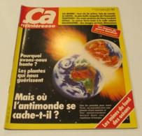 Revue ÇA M'INTÉRESSE N°21 (11/1982) : Mais Où L'antimonde Se Cache-t-il ? - Science
