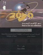 278/ Oman; P155. New Millenium 1, 48OMNG - Oman