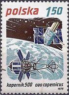 Poland 1979 - Mi 2660 - YT 2479 ( Satellite Copernic 500 ) - 1944-.... Republic