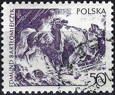 Poland 1979 - Mi 2607 - YT 2432 ( Graphic Art By Edmund Bartlomiejcyk ) - 1944-.... Republic