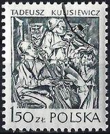 Poland 1979 - Mi 2609 - YT 2434 ( Graphic Art By Tadeusz Kulisiewicz ) - 1944-.... Republic