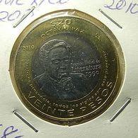 Mexico 20 Pesos 2010 - Mexique