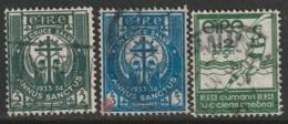 Ireland Sc 88-90 Used - 1937-1949 Éire