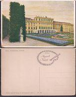 Österreich - Postkarte - Wien - Schönbrunn, Schloß - Circa 1930 - Non Circulee - Cygnus - Château De Schönbrunn