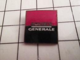 115d Pin's Pins / Rare & Belle Qualité !!! THEME BANQUES / SOCIETE GENERALE LOGO ANNEES 90 - Banche