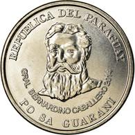 Monnaie, Paraguay, 500 Guaranies, 2014, SPL, Nickel-Steel - Paraguay