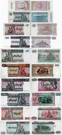 Myanmar Set 10 Pcs 0,5+1+5+10+20+50+100+200+500+1000 Kyat - Pick 68-80 UNC Random Years - Myanmar