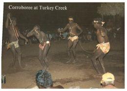 (A 16) Australia - Traditional Dancing At Corroboree In Turkey Creek - Aborigenes