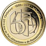 Monnaie, Cape Verde, 250 Escudos, 2013, 50 Ans De L'OUA, SPL, Bi-Metallic, KM:55 - Cap Verde