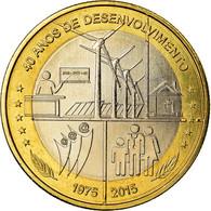 Monnaie, Cape Verde, 250 Escudos, 2015, 40 Ans De L'Indépendance, SPL - Cap Verde