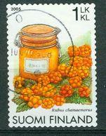Bm Finland 2005 MiNr 1767 Used | Cloud Berry (Rubus Chamaemorus) - Finland
