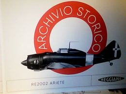 REGGIO EMILIA ARCHIVIO REGGIANE AEREO AVION IRE 2002 CACCIA 1940 N2017 HQ9669 - Reggio Nell'Emilia