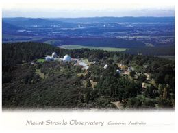 (A 17) Australia - ACT - Mt Stromlo Observatory - Astronomia
