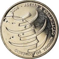 Monnaie, Cape Verde, 200 Escudos, 2008, Organisation Mondiale Du Commerce, SPL - Cap Verde