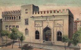 Valencia. La Lonja.  Comunidad Valenciana // España - Valencia
