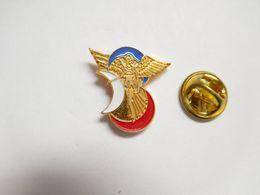 Beau Pin's , Armée Militaire ,  Saint Michel , Parachutiste - Militaria
