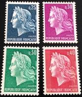 N° 1535  A  1536B    NEUF ** SANS  CHARNIÈRE ( LOT:1908 ) - 1967-70 Maríanne De Cheffer