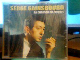 Serge Gainsbourg La Chanson De Prevert - Musique & Instruments