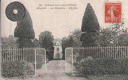 44 - Très Belle Carte Postale Ancienne De BOUAYE    Chateau De La Loire Inférieur    La Mévellière - Bouaye