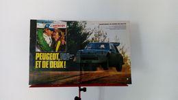 Coupure De Presse De 1986 Championnat Du Monde Des Rallyes-Rallye Des 1000 Lacs - Carreras De Carros