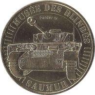 2019 MDP146 - SAUMUR - Musée Des Blindés 9 (Panzer IV) / MONNAIE DE PARIS - 2019