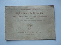 FASCICULE - ALPHABET DE LA BRODEUSE - Bricolage / Technique