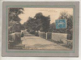 CPA - (79) MONCOUTANT - Aspect De La Route De La Ronde En 1925 - Moncoutant